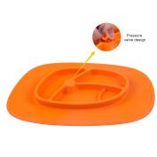 Wellife Silicone children's plate
