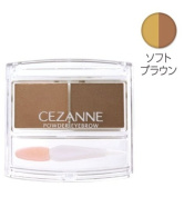 Cezanne Powder Eyebrow R Soft Brown