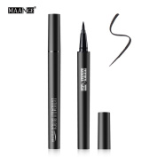 MAANGE Black Liquid Waterproof Long-Lasting Makeup Fast Dry Eyeliner Pen