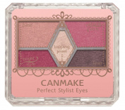 CANMAKE Perfect Stylist Eyes 14 Antique Ruby