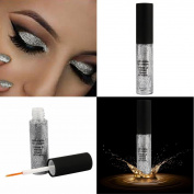 Baomabao Eyeshadow Waterproof Smoky Eyes Glitter Liquid Eyeliner Pencil