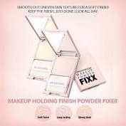 SO NATURAL MAKEUP HOLDING FINISH POWDER FIXER -Bright Pink