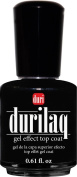 Duri Cosmetics Durilaq Gel Effect Top Nail Coat, .1800ml