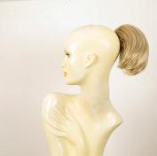 Hairpiece ponytail short light blond wick very light blond 2/15t613 peruk