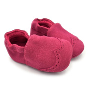 Toddler Baby Soft Shoes, TRENDINAO New Toddler Baby Newborn Boys Girls Infants Soft Nubuck Shoes (Size:13