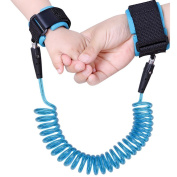 Anti Lost Wrist Link, Alice Dreams Safety Baby Anti Lost Wristband Soft Leash Walking Hand Belt for infant children Toddlers kids
