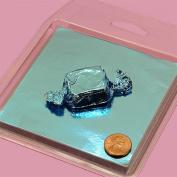 Light Blue Foil Candy Wrappers - 7.6cm . x 7.6cm .