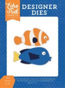 Echo Park Paper Company Fish Friends Die Set