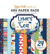 Echo Park Paper Company Under the Sea 6x6 Paper Pad
