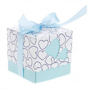 cici store 50Pcs Candy Boxes for Baby Shower Christmas Wedding Party Favour Gifts
