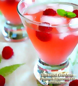RASPBERRY LEMONADE Fragrance Oil - Refreshing blend of muddled raspberries with lemon, sugar and vanilla - By Oakland Gardens