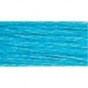 Dmc 6-Strand Embroidery Cotton 100g Cone-Turquoise Medium Bright