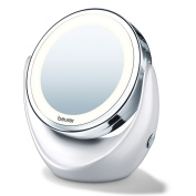 Beurer Illuminated Cosmetic Make-up Mirror Double Sided Magnifying Bs49 584.00