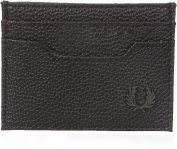 Fred Perry Scotchgrain Card Black