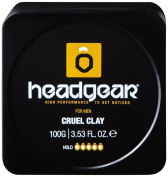 Headgear High Performance To Get Noticed For Men Cruel Clay 100ml