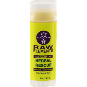 Raw Elements Herbal Rescue Hemp and Sage Lip Balm