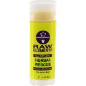 Raw Elements Herbal Rescue Hemp and Sage Lip Balm