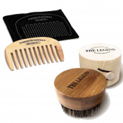 My Best Beard Oil Brush and Comb Kit