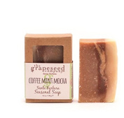 The Grapeseed Co. Natural Soap Coffee Mint Mocha 130ml