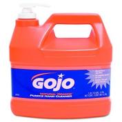 GOJO Natural Orange Pumice Hand Cleaner, Orange Citrus ( 3.8lPump) ES