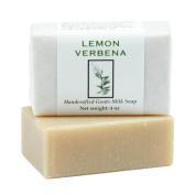 Lemon Verbena Soap by MoonDance Soaps - Handmade Soap with Goat Milk and Shea Butter