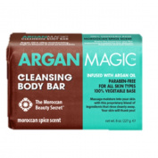 Arian Magic Cleasning Body Bar, Soap, 240ml/227g