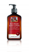 Argan Moroccan Body Lotion Skin Moisturiser Cream Pure Anti Ageing Argania Secret's 400ml