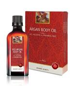 Argan Moroccan Body Oil Treatment Skin SLS, Alcohol & Paraben Free Cream Pure Argania Secret's 3.38 oz. 100 ml