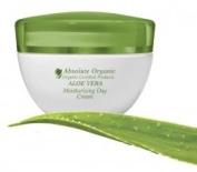 Absolute Organic All Natural Moisturising ALOE VERA Day Cream