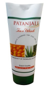 Patanjali Face Wash 60gm Orange Aloe Vera