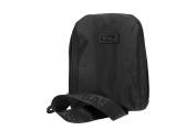 Shoulder belt man ANTONIO BASILE black bandolier flat bag VF135