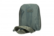 Shoulder belt man ANTONIO BASILE grey bandolier flat bag VF136