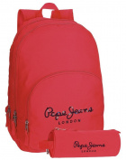 Pepe Jeans School Backpack, pink (pink) - 66824A2