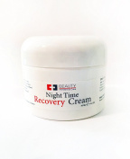 Beauty Impressions Night Time Recovery Hyaluronic Clearning Astringent Cream w/ Green Tea & Vitamin E