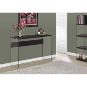 Hawthorne Ave Cappuccino Accent Table