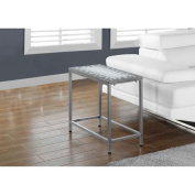 Hawthorne Ave Grey Accent Table