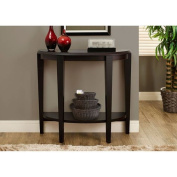 Hawthorne Ave Cappuccino 90cm Accent Table