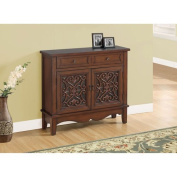Hawthorne Ave Dark Walnut Accent Chest