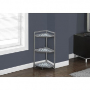 Hawthorne Ave Grey 80cm Accent Table