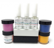 TP Gel Nail Dipping Powder Starter Kit. Easy to use dip nail powder starter kit