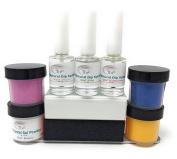 TP Gel Nail Dipping Powder Starter Kit. Easy to use dip nail powder starter kit