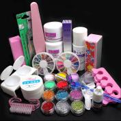 Baisidai 21in1 DIY Acrylic Nail Art Tools Set #189
