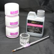 Baisidai 6in1 Acrylic Nail Art Comb Set# 46