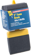FOAMPRO 73-4 BRUSH FOAM 7.6cm