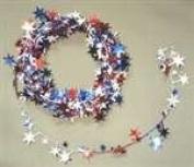 Patriotic Garland Celebrate America!!