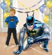 Cartoon Balloons Batman Airwalker Life Size Foil Helium Birthday Party Xl Balloon