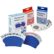 Aidapt 2 Playing Card Holders Stands Inc Two Cards Sets Disability Dexterity Aid