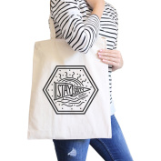 365 Printing Stay Salty Cute Beach Tote Bag Natural Perfect Summer Gift Ideas