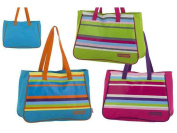 ColorBaby Canvas & Beach Tote Bag multicolour various