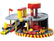 Ferrari Play And Go Parking Playset.